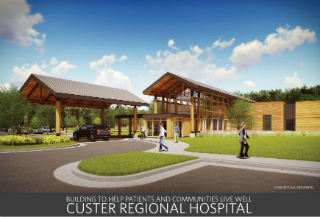 Custer's new hospital opening soon