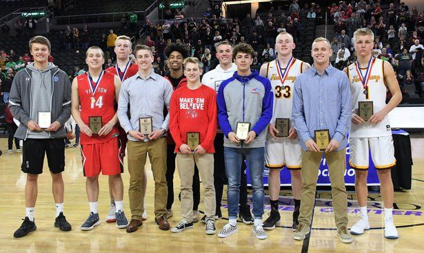 Class AA Boys All Tournament Team