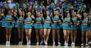 Cheerleading Squad Suspended