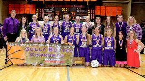Sully Buttes - Class B Girls Champions