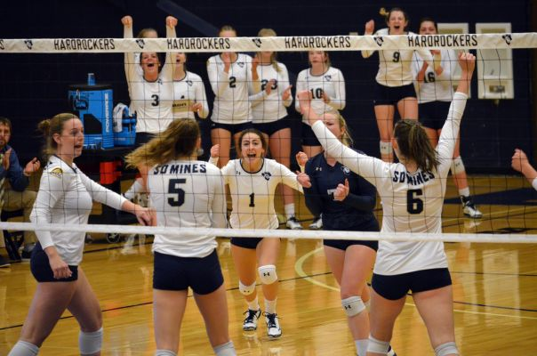 School of Mines rally to defeat Dickinson