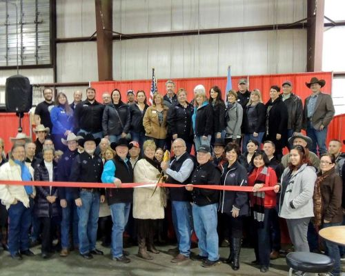 The public and media are invited to attend the annual Black Hills Stock Show Ribbon Cutting event coming up on January 12, 2018.