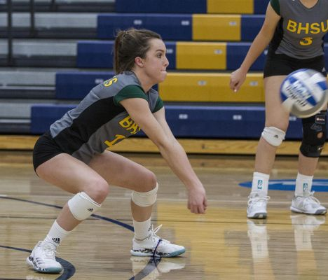 BHSU sweeps SBU Saturday.