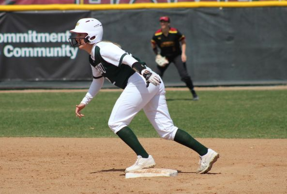 23810c380d BHSU Softball - Seniors show out in final RMAC battle. CHADRON