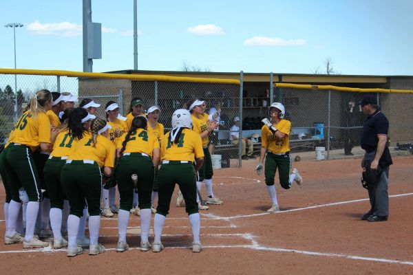 BHSU Softball vs Colorado Christian on Friday.