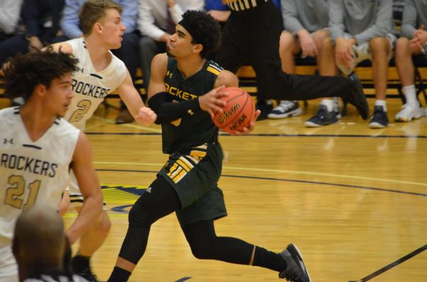 BHSU edges School of Mines Saturday night.
