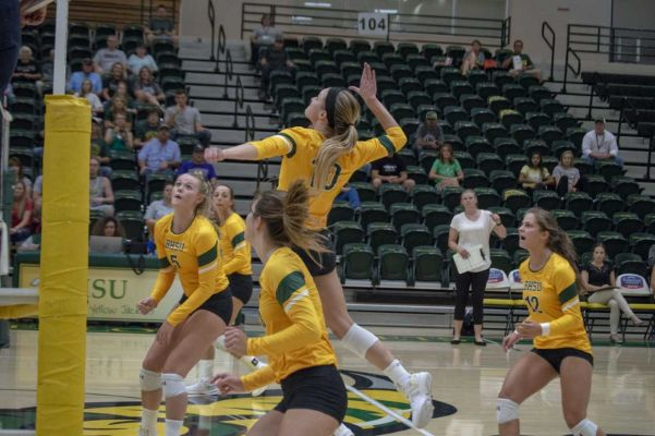 BHSU takes on Chadron State Friday night in Chadron.