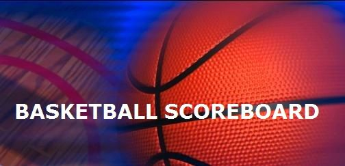 Basketball Scoreboard for January 10