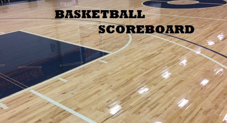 Basketball Scoreboard for Dec 8