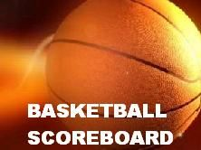 Basketball Scoreboard, January 26
