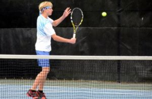 Boys State Tennis Tournament