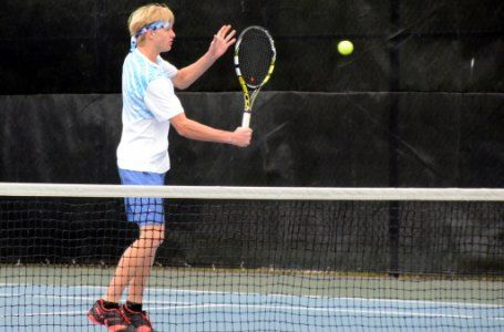 Boys State Tennis Begins Thursday.