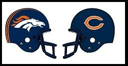 Broncos vs Bears