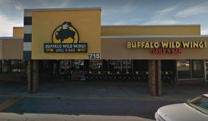 Buffalo Wild Wings Face Lift