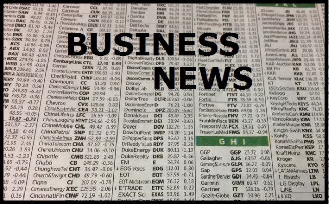 Business News-Top Employers