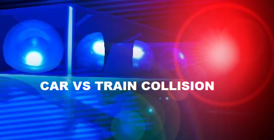 Car vs Train Collision