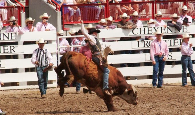 Cheyenne Frontier Days Rodeo Changes