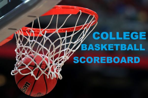 College Basketball Scores from Dec 1