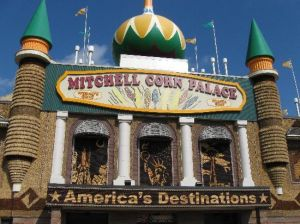 Corn Palace-Visitation