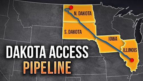 Dakota Acces Pipeline-Tribe Suit