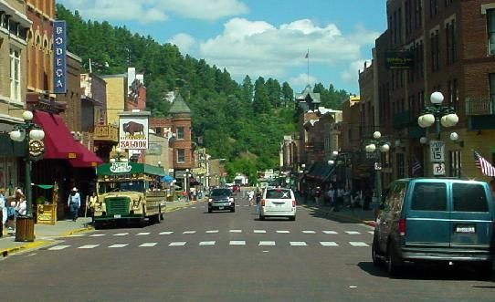 Deadwood retail