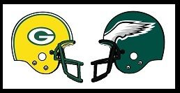 Eagles vs Packers
