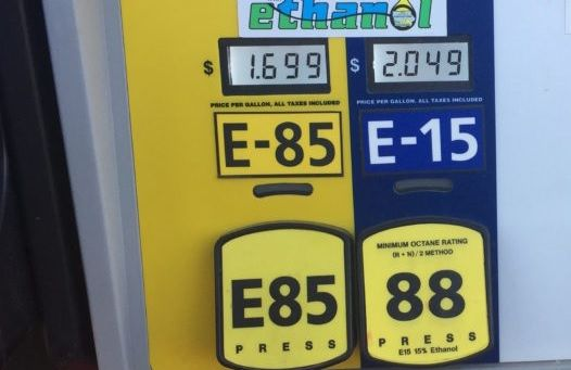 President approves E-15 year round use