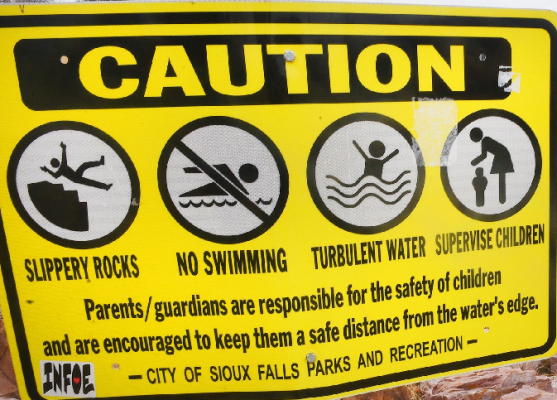 Falls Park-Safety Studies