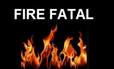 Fire Fatal-Arrest