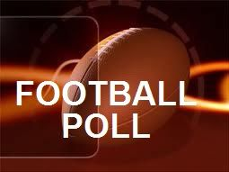 Weekly Football Poll
