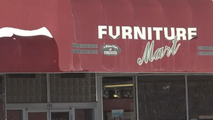 Furniture Mart Renovation
