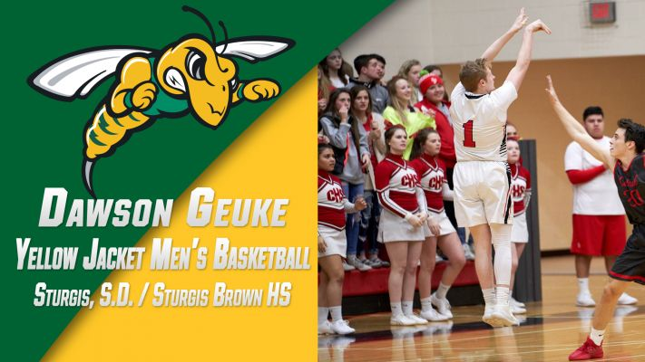 Dawson Geuke signs with BHSU