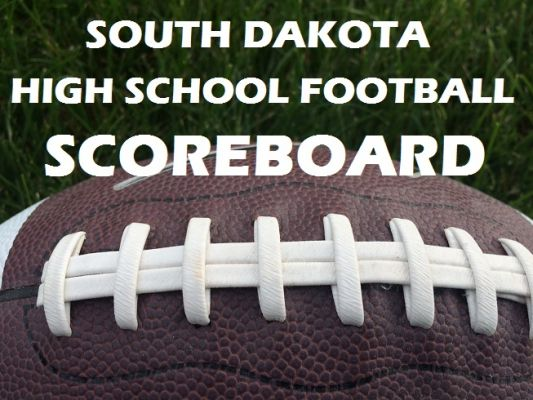 August 24 High School Football Scoreboard
