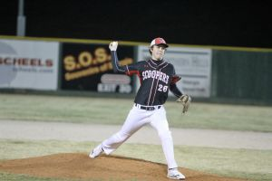Josh West kept the pitching strong for Sturgis Thursday Night against Lead-Deadwood.