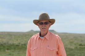 Larry Stomprud, Mud Butte, SD credits his early-day involvement in 4-H to his present-day accomplishments in the livestock industry.