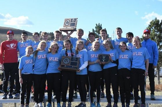 Sioux Falls Lincoln-Overall Cross Country Champs
