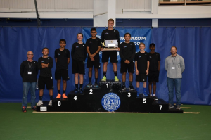 2017 Boys Tennis Champs, Sioux Falls Lincoln