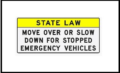 State DOT reminds motorists to move over