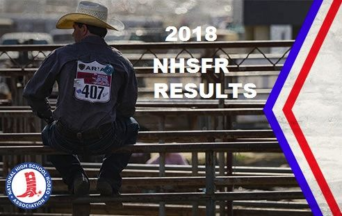 2018 NHSFR Results