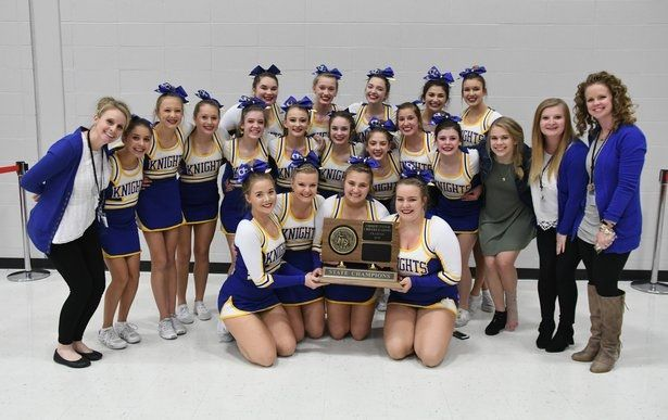 O'Gorman wins 2018 Grand Champion Cheer Title