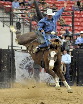 A new event, the PRCA Xtreme Bronc Match is coming to Rapid City during stock show.  Sutton Rodeos are matching up the best cowboys and broncs for the premier event.