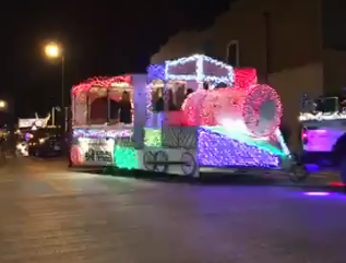 2017 Sturgis Parade of Lights