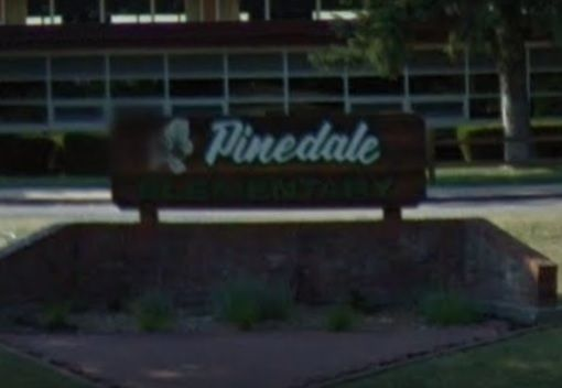 Lockdown at Pinedale Elementary
