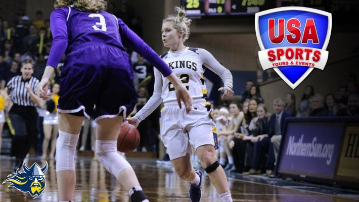 Lynsey Prosser to play for USA D-2 Women's Basketball in Brazil