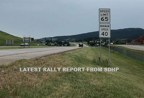 Friday's rally report