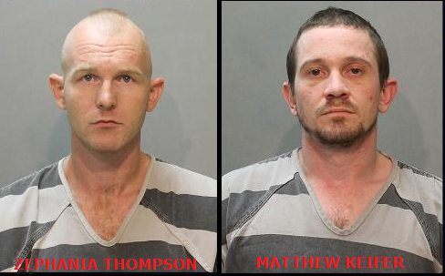 Suspects in the Rooster burglary indicted
