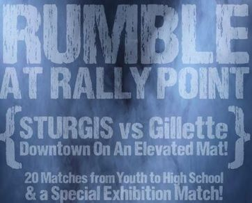 Rumble at Rally Point
