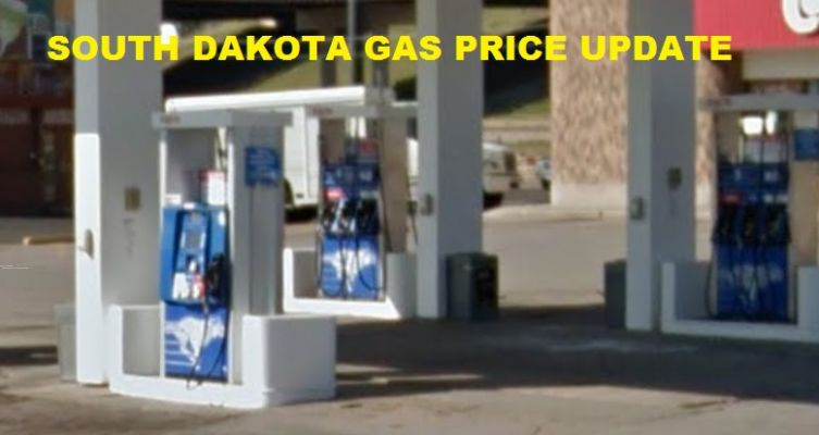 South Dakota Weekly Gas Price Update