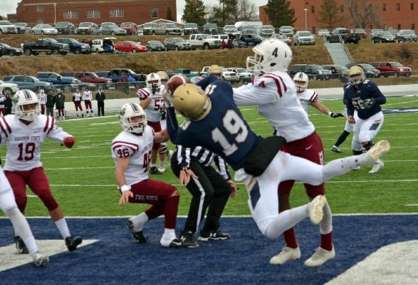 SD School of Mines vs Chadron State