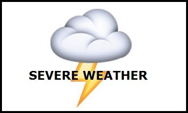 Severe Weather Monday